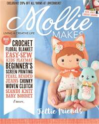 Mollie Makes issue Issue 89