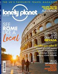 Lonely Planet Traveller (UK) issue March 2018