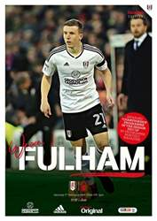 Fulham v Nottingham Forest 2017/18 issue Fulham v Nottingham Forest 2017/18
