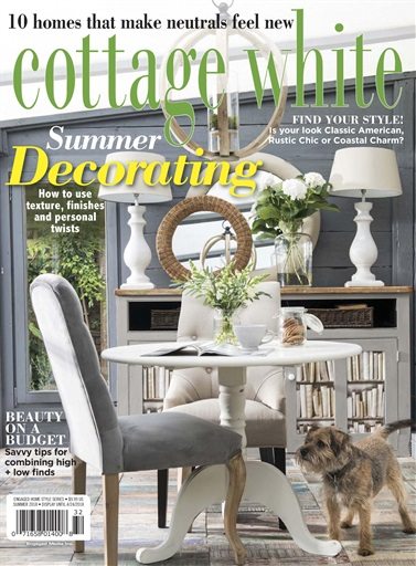 Cottages and Bungalows Magazine - Cottage White Summer 2018 ...