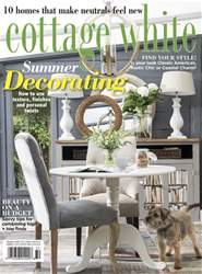 Cottage White Summer 2018 issue Cottage White Summer 2018
