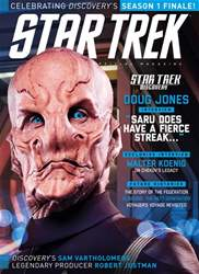 Star Trek Magazine issue #66