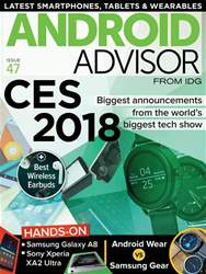 Android Advisor issue Issue 47