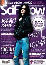 SciFiNow issue Issue 142