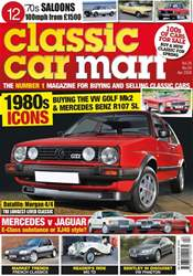 Classic Car Mart issue April 2018