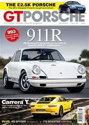 GT Porsche issue March 2018