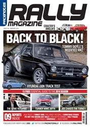 Pacenotes Rally magazine issue Issue 163 - Feb 2018