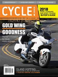 Cycle Canada issue March 2018