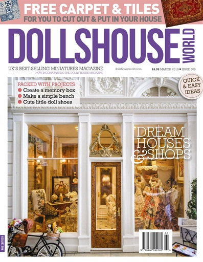 Title Cover Preview Dolls House World Preview