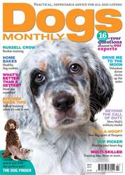 Dogs Monthly issue March 2018