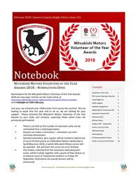EC Notebook 131 February 2018 issue EC Notebook 131 February 2018