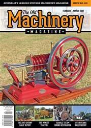The Old Machinery Magazine issue February - March 2018