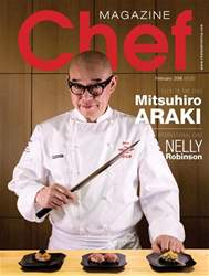 Chef Magazine issue February 2018