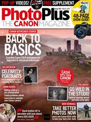 PhotoPlus issue March 2018