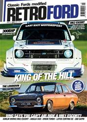 Retro Ford issue March 2018