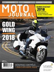 Moto Journal issue Mars 2018