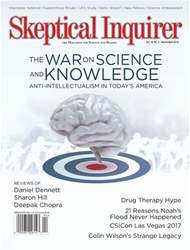 Skeptical Inquirer issue Skeptical Inquirer March/April 2018