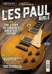 Guitar Classics issue The Les Paul Bible