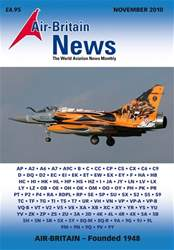 Air Britain Magazine Magazine Cover