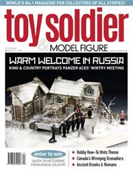 Toy Soldier & Model Figure issue 231