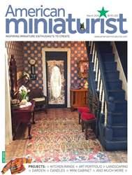 American Miniaturist issue American Miniaturist
