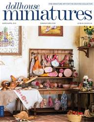 Dollhouse Miniatures issue Issue 62