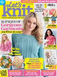 Let's Knit issue Mar-18