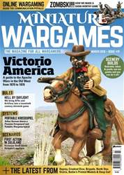 Miniature Wargames issue March 2018 (419)