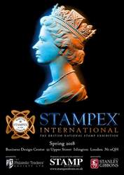 Stampex Guide - Spring 2018 issue Stampex Guide - Spring 2018