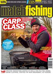 Match Fishing issue March 2018