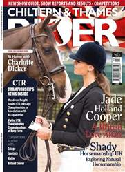 GB Rider Magazine Magazine Cover