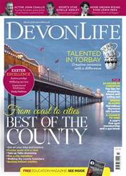 Devon Life issue Mar-18
