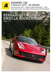 Automoto.it Magazine N. 126 issue Automoto.it Magazine N. 126