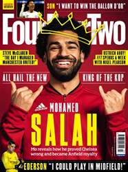 Four Four Two issue March 2018