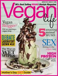 Vegan Life issue March 2018