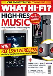 What HiFi issue March 2018