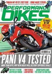 Performance Bikes issue March 2018