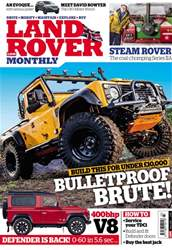 Land Rover Monthly issue March 2018