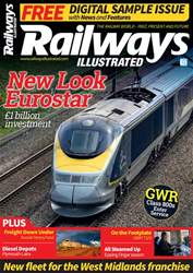 Railways Illustrated issue FREE sample issue 2018
