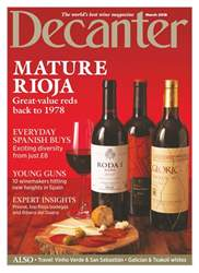 Decanter issue March 2018