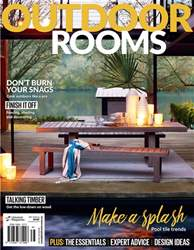 Outdoor Rooms issue Issue#38 2018