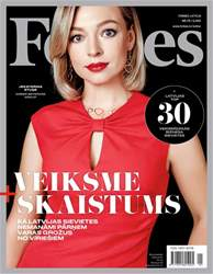 Forbes Latvia 79 issue Forbes Latvia 79