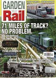 Garden Rail issue March 2018