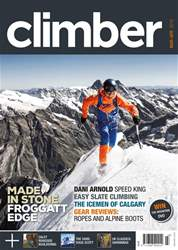 Climber issue Mar/Apr18