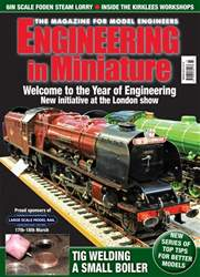 Engineering in Miniature issue March 2018