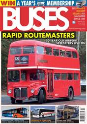 Buses Magazine issue  March 2018