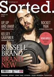Sorted Magazine – The men's mag with morals issue Issue 63