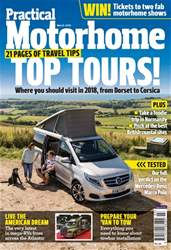 Practical Motorhome issue March 2018