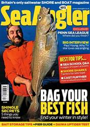 Sea Angler issue Issue 554