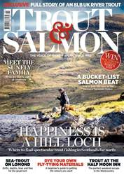 Trout & Salmon issue March 2018